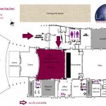 Nouveau Plan situation Salle spectacles 2ème superficie