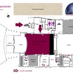 Nouveau Plan situation Salle spectacles 3ème superficie