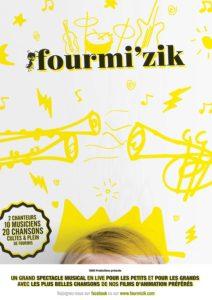 Affiche Générique Fourmizik.1